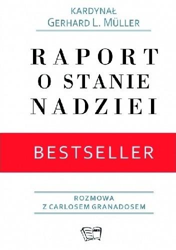 Okładka książki Raport o stanie nadziei