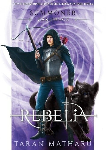 Okładka książki Summoner: Rebelia