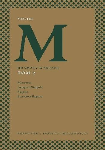 Okładka książki Dramaty wybrane t.2