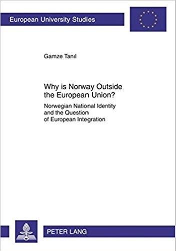Okładka książki Why Is Norway Outside the European Union?