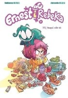 Ernest i Rebeka - Mój kumpel mikrob. Wyd. zbiorcze tom 1