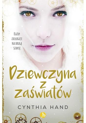 Okładka książki Dziewczyna z zaświatów