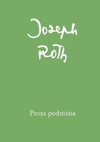 Okładka książki Proza podróżna