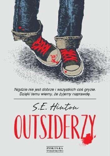 Okładka książki Outsiderzy