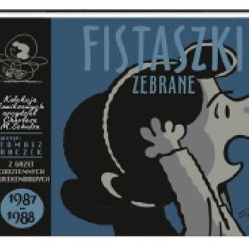 Okładka książki Fistaszki zebrane 1987-1988