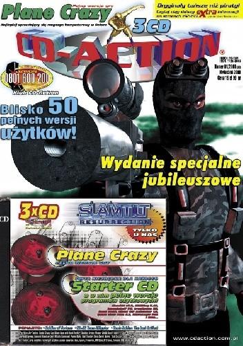 Okładka książki CD-ACTION 04/2000