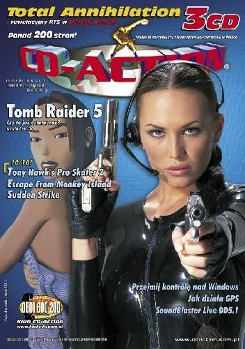 Okładka książki CD-ACTION 01/2001