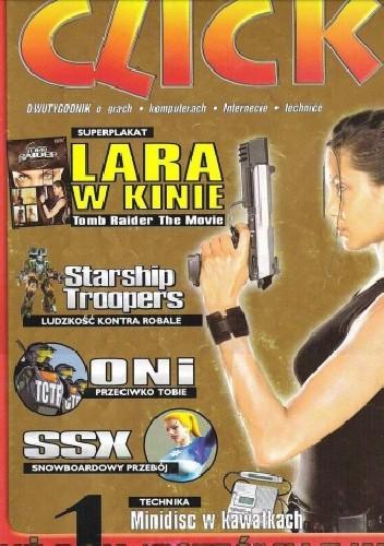 Okładka książki Click! 03/2001