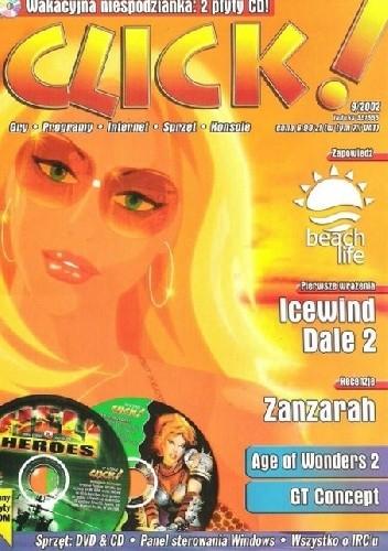 Okładka książki Click! 9/2002