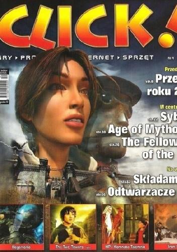 Okładka książki Click! 1/2003