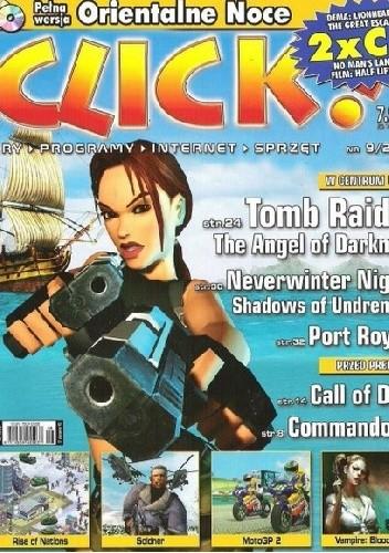 Okładka książki Click! 9/2003