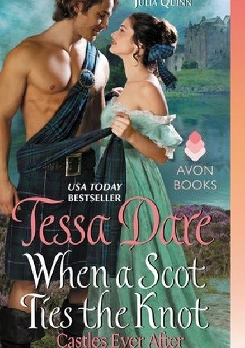 Okładka książki When a Scot Ties the Knot