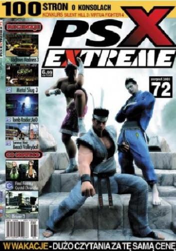 Okładka książki PSX Extreme #72 - 08/2003