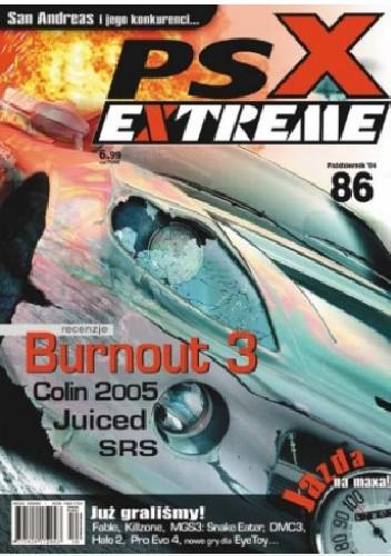Okładka książki PSX Extreme #86 - 10/2004