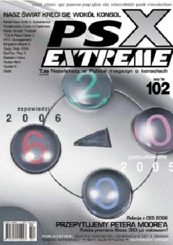 Okładka książki PSX Extreme #102 - 02/2006