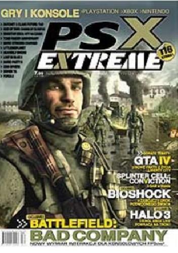 Okładka książki PSX Extreme #119 - 07/2007