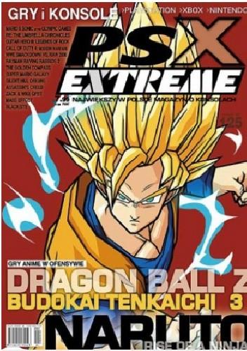 Okładka książki PSX Extreme #125 - 01/2008