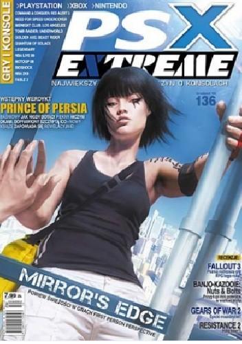 Okładka książki PSX Extreme #136 - 12/2008