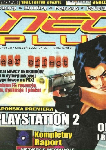 Okładka książki Neo Plus #020 - 04/2000