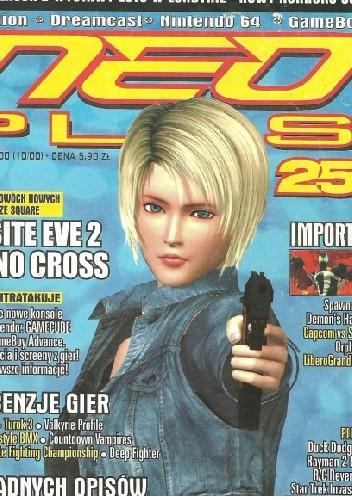 Okładka książki Neo Plus #025 - 09/2000