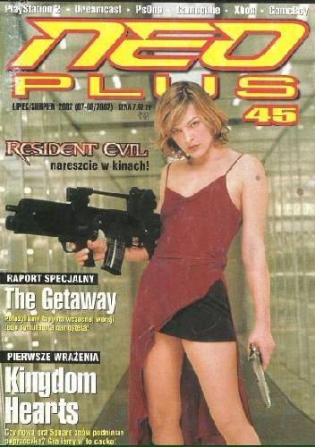 Okładka książki Neo Plus #045 - 07/2002