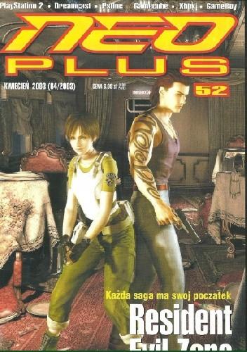 Okładka książki Neo Plus #052 - 04/2003