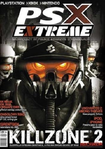 Okładka książki PSX Extreme #138 - 02/2009