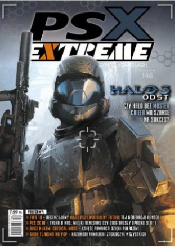 Okładka książki PSX Extreme #146 - 10/2009