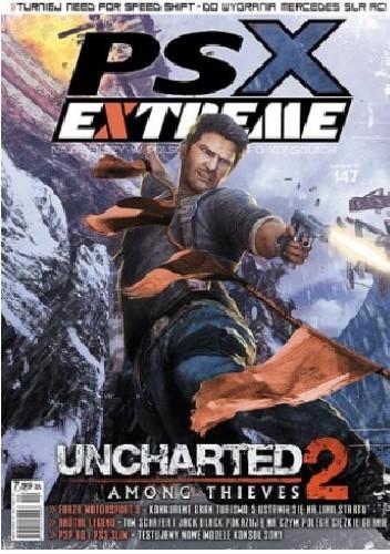 Okładka książki PSX Extreme #147 - 11/2009