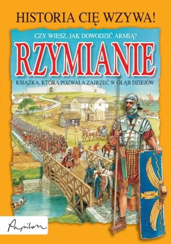 Okładka książki Rzymianie