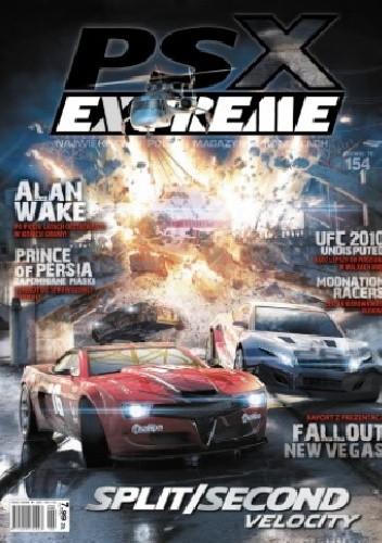 Okładka książki PSX Extreme #154 - 06/2010