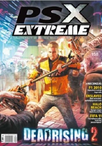 Okładka książki PSX Extreme #158 - 10/2010