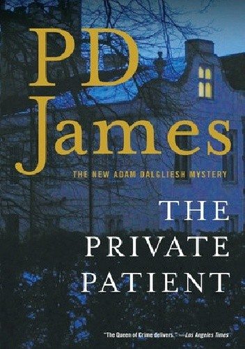 Okładka książki The Private Patient