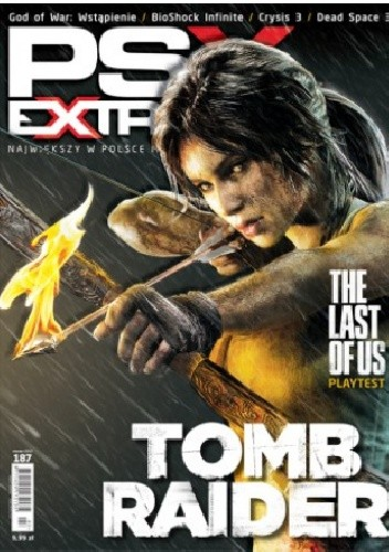 Okładka książki PSX Extreme #187 - 03/2013