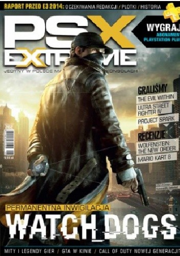 Okładka książki PSX Extreme #202- 06/2014