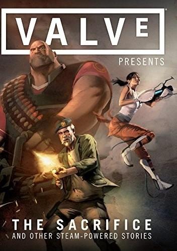 Okładka książki Valve Presents Volume 1: The Sacrifice and Other Steam-Powered Stories