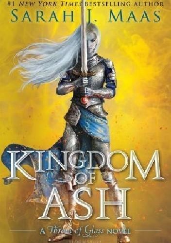 Okładka książki Kingdom of Ash
