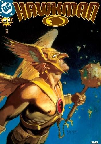 Okładka książki Hawkman Vol 4 #1
