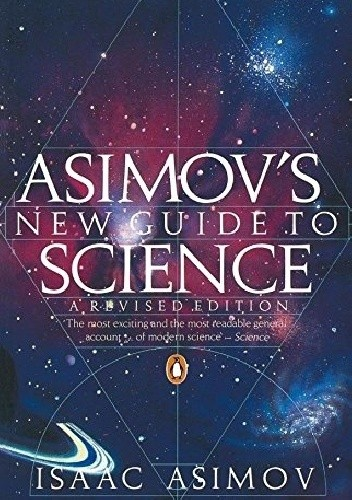 Okładka książki Asimov's New Guide to Science