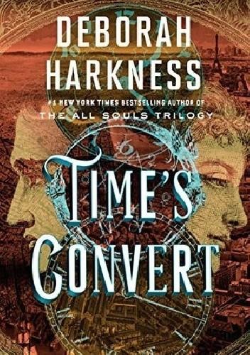 Okładka książki Time's Convert