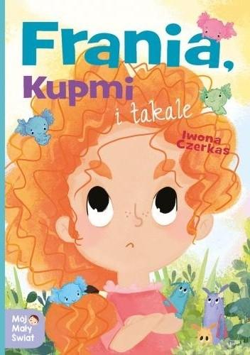 Okładka książki Frania, Kupmi i Takale