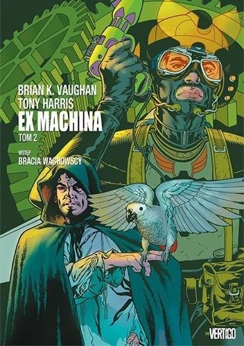 Okładka książki Ex Machina. Tom 2