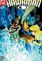 Hawkman Vol 4 #9