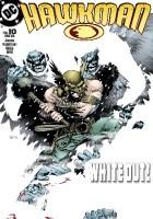 Hawkman Vol 4 #10