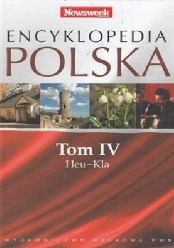 Okładka książki Encyklopedia Polska (Tom IV)