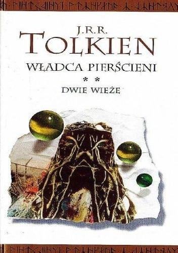 Okładka książki Władca Pierścieni (Tom 2) Dwie Wieże