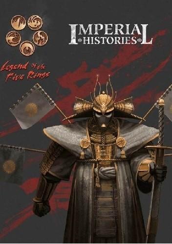 Okładka książki Imperial Histories