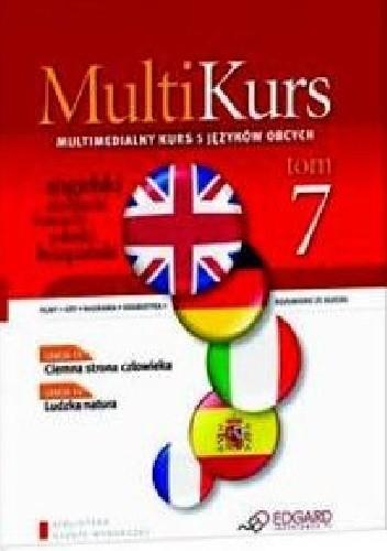 Okładka książki Multikurs. Multimedialny kurs 5 języków obcych (Tom 7)