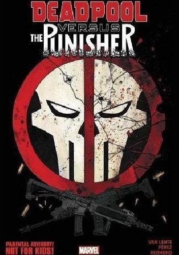 Okładka książki Deadpool vs. Punisher