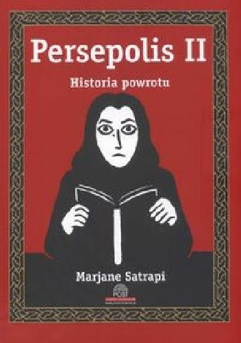 Okładka książki Persepolis 2. Historia powrotu